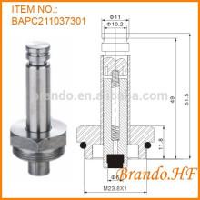 Hot Sale A044 Tipo pulso jato diafragma eletromagnética válvula armadura