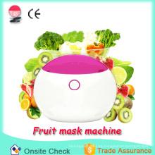 Hermoso inteligente fácil de usar DIY fruta facial máscara que hace la máquina