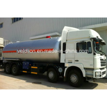 8X4 Aluminium 34.5cbm LPG Tankwagen