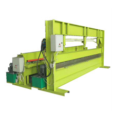 Steel plate sheet cutting bending shearing machine