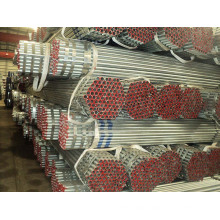 Zinc Plated Decorate Steel Pipe