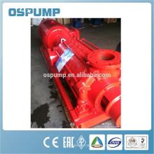 пожарное оборудование насос дизельный двигатель пожарный насос/магнитный насос