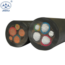 Promoção de fábrica diretamente yc borracha blindado tamanho do cabo de cobre blindado 30 núcleo