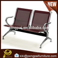 China Modern design 2 seats metal public chair for selling111