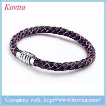 Дешевые мужские кожаные браслеты ювелирные оптовые Китай ювелирные подарки на день рождения для мужчин