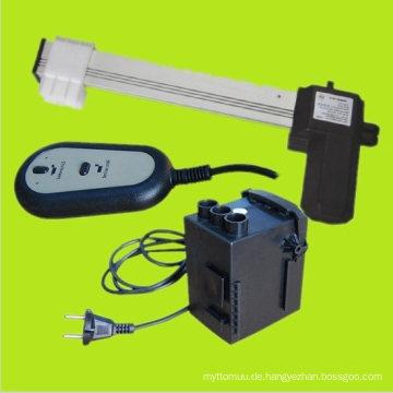 12VDC oder 24VDC TV Motor anheben