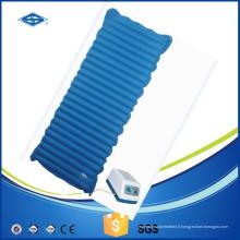 Matelas pneumatique gonflable en PVC Nylon Anti Decubitus Medical