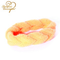Wholesale High Quality Sports Cheap Towel Elastic Nylon Hair Bands For Women And Girls Ponytail Holder