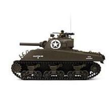 1/24 leopardo infravermelho RC Tank