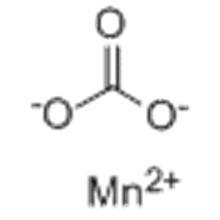 Carbonato de manganeso CAS 598-62-9