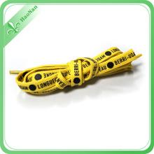 Cordones coloridos de alta calidad del precio bajo para el paño / los zapatos / el accesorio