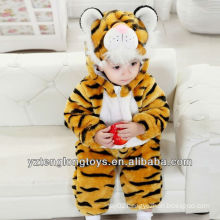 Promotional Plush Tiger Baby Romper