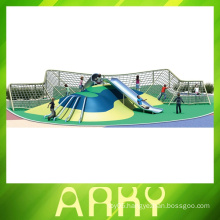 Large Kids Happy Outdoor Climbing Equipment
