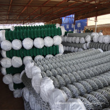 Galvanized / PVC Coated Chain Link Fence