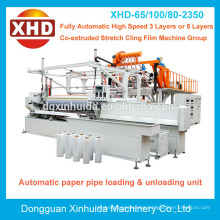 Film Application and CE Certification Stretch Film Making Machine