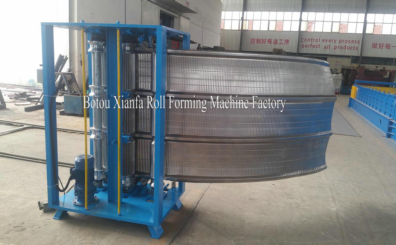 Arc Roll Forming Machine