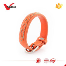 New fashion pu leather bracelets