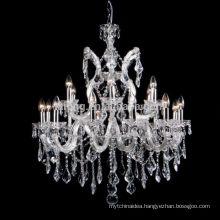 crystal big chandelier lighting for wedding