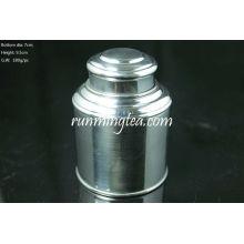 Lata hermética da lata da lata para ferramentas do café e do chá