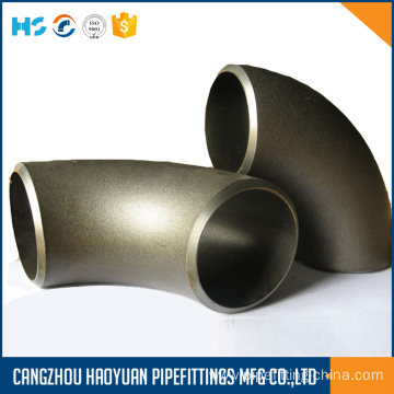 Top for Stainless Steel 90 Degree Elbow Carbon Steel Long Radius But-weld Elbow supply to Burundi Suppliers