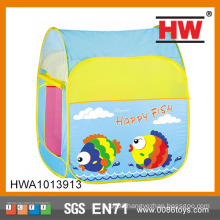 Happy Fish Kids Folding House Tent