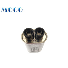 Chinese factory provide with good price of 2100vac 2300vac 2500vac 0.8uf 1uf 1.05uf microwave oven high voltage capacitor