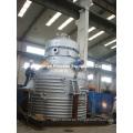 Reactor de acero inoxidable con media pipa