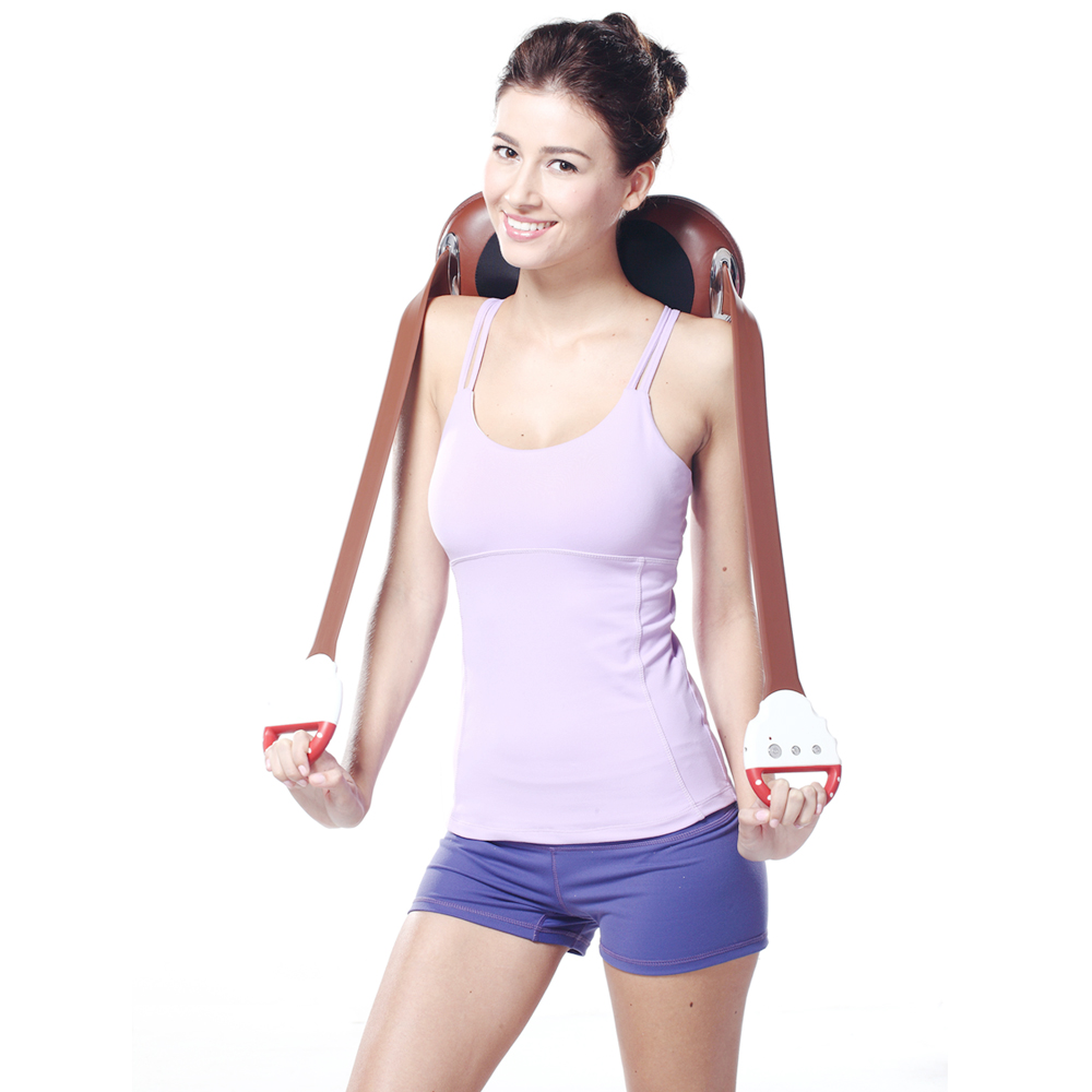 neck shoulder massager with infrared heat