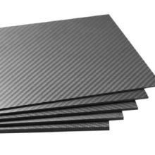 Fireproof fiber carbon sheet