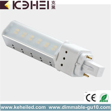6W G24 LED buislamp met CE Ra80