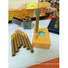 Коробка бумажной доски 13Г табак