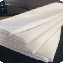 100% Cotton Twill First-class Bleach White Fabric