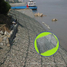 Galfan Gabion Baskets Used Water Conservancy Project