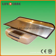 Medical Stainless Steel Tray Electronic Infant Scale