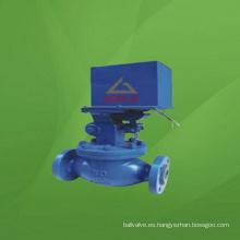 Válvula solenoide de alta temperatura y presión (GAZCZG)