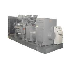 Generador del alto voltaje (4160V-13800V; 25kVA-2500kVA)