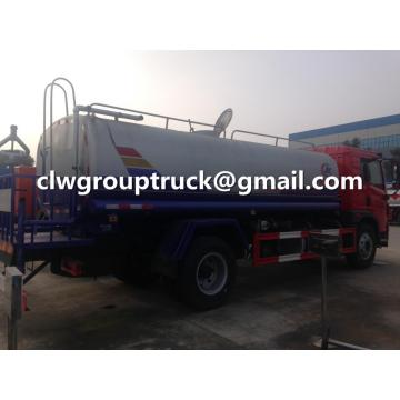 FAW 9000-12000 Litres Water Carrying Truck