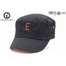 100% Baumwolle Werbeartikel Armee Hut Military Cap mit Stickerei