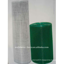 PVC coated & Galvanized welded wire mesh manufacturer