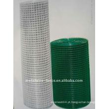 PVC revestido & galvanizado fio de arame soldado fabricante