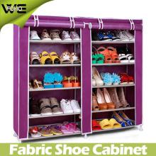 Simple Design Non Woven Fabric Shoe Storage Organizer Cabinet