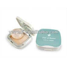 Venda quente fornecimento OEM maquiagem à prova d'água mineral compacto poder