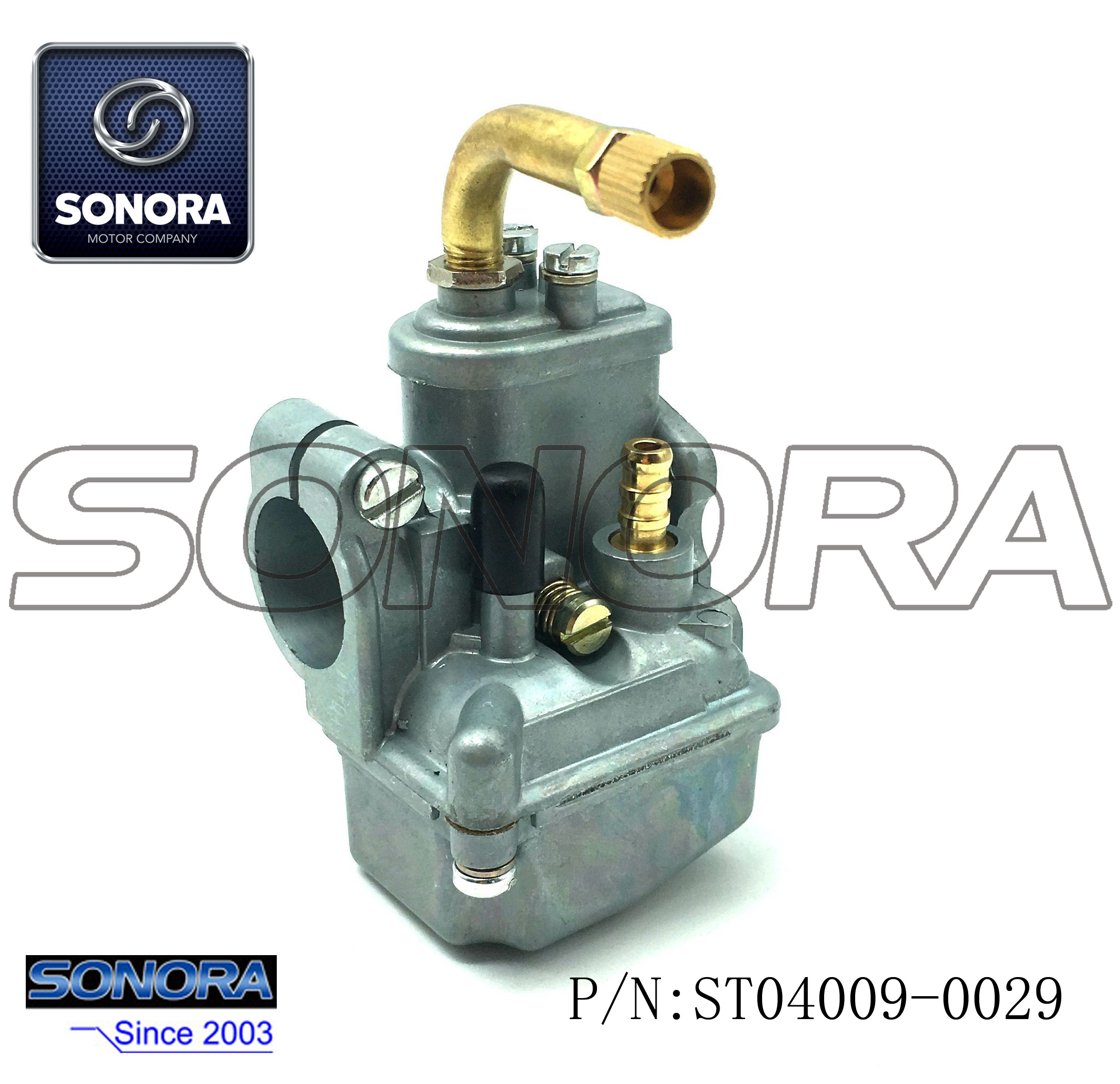 ST04009-0029 BING 85 SACHS MOPED HERCULES NO7 10MM Carburetor