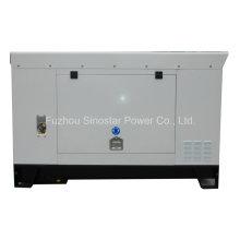 Однофазный дизельный генератор мощностью 15 кВт