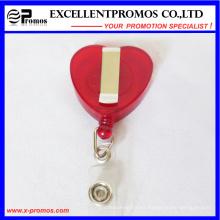Sujetador de la insignia con el clip del cocodrilo para la tarjeta de perforación (EP-BH112-118)