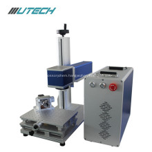30w mini fiber laser marking machine for metal