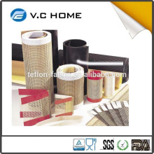 Wholesale High temperature resist ptfe teflon coated fiberglass mesh conveyor belt