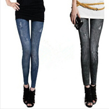 2015 New Design Women Skinny Printed Leggings (MC-2)