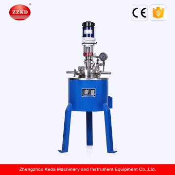 High Pressure Stirred Lab Autoclave