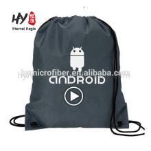 Большой емкости легкий портативный нетканые рюкзак